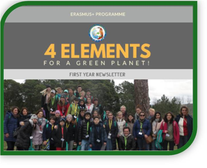 newletter 4elements