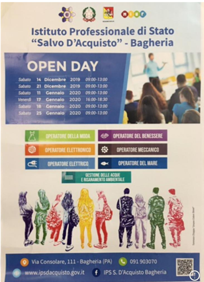 open day ipsia 2019