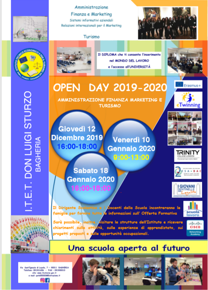 open day sturzo